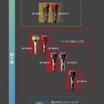 イズミシェーバーのハイエンドモデルを買ってみた。日本製4枚刃の実力がすごい。